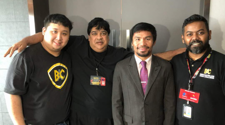 PacMan Calls for Free Education for All!