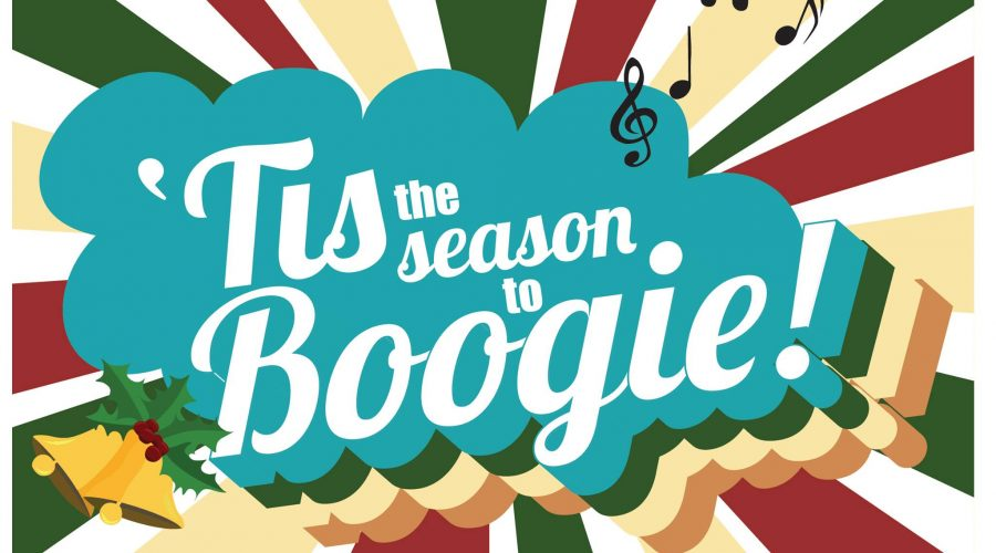 """IACT College Students Organise """"Tis the Season to Boogie"""" X'mas Event"""