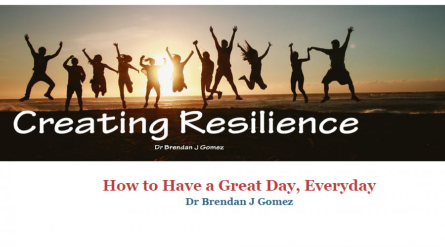 How To Have a Great Day, Everyday