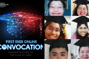 IACT College Holds The First E-Convocation In ASEAN
