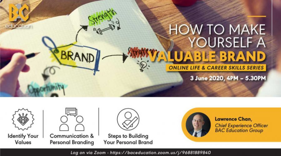 How To Make Yourself A Valuable Brand
