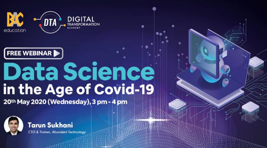 Data Science in the Age of COVID-19