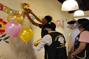 BAC Leo Club: A Helping Hand for Tender Hearts