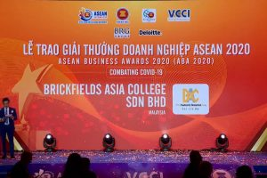 Brickfields Asia College welcomes the ASEAN Business Awards 2020 (ABA 2020) – Combating COVID-19