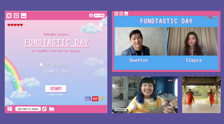 Fundtastic Day by IACT's The New NRML – Fundraising for Feed the Poor programme