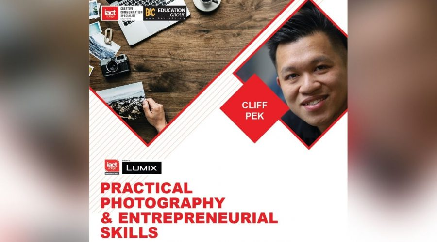 Practical Photography and Entrepreneurial Skills by IACT College