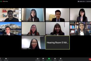 Novice Arbitration Moot Competition 2020