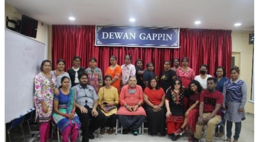 A 'Glimmer of Hope' for MITRA Women