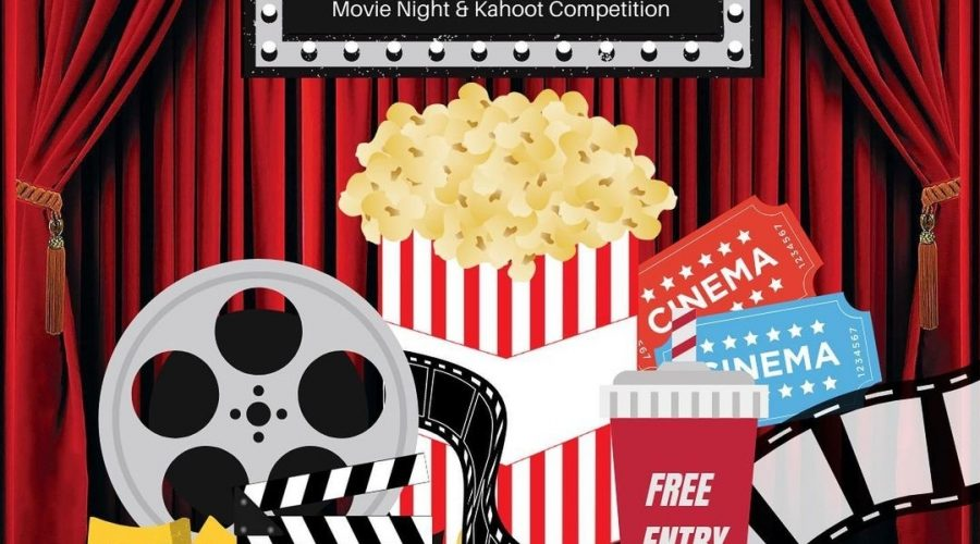Movie Night with BAC's Indian Cultural Society