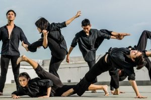 Beginners Dance Workshop with BACPAC