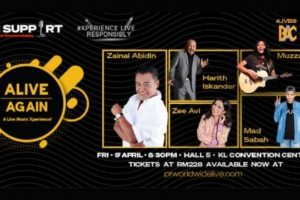 Live is BACk – 'Alive Again' Breaks Into The New Norm With First Concert