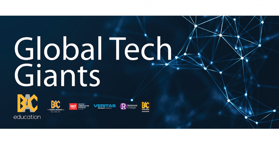 Global Tech Giants: Supporting the Workforce of the Future
